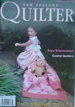 New Zealand Quilter Magazine