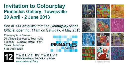 Colourplay in Australia